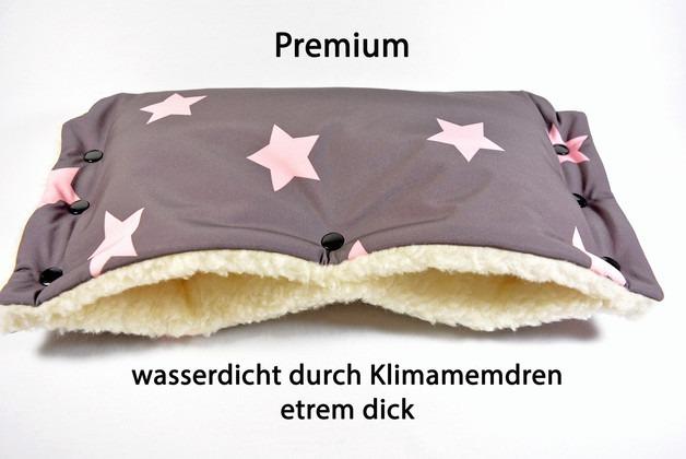 Kinderwagenmuff Premium