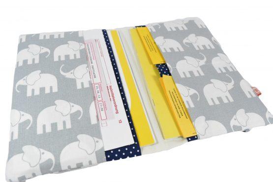 U Heft Hülle Elefant