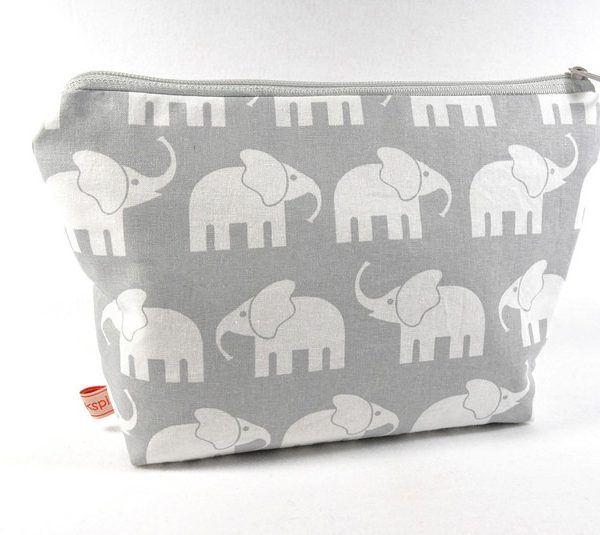 Kulturtasche Elefant