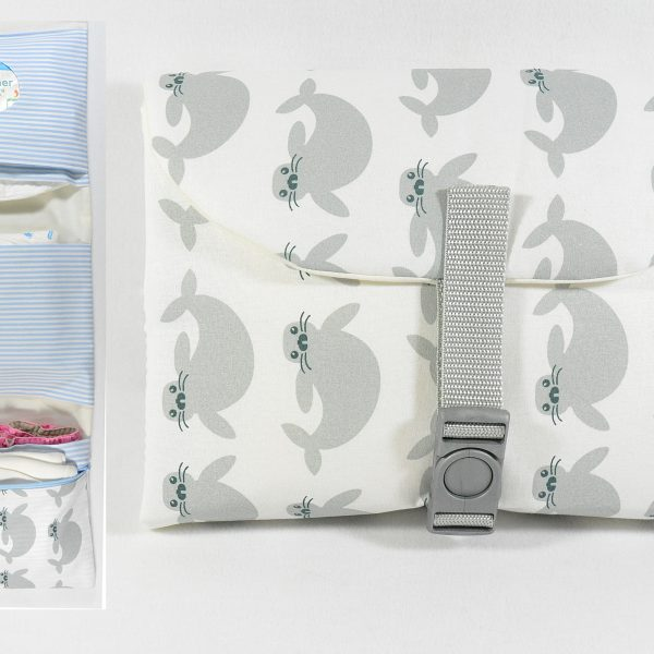Windeltasche – unser Luxusmodell