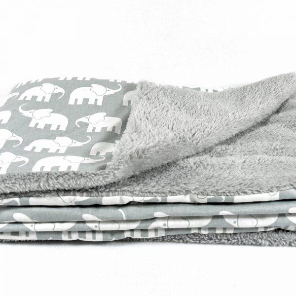 Babydecke Elefanten