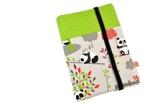 U Heft Hülle Panda