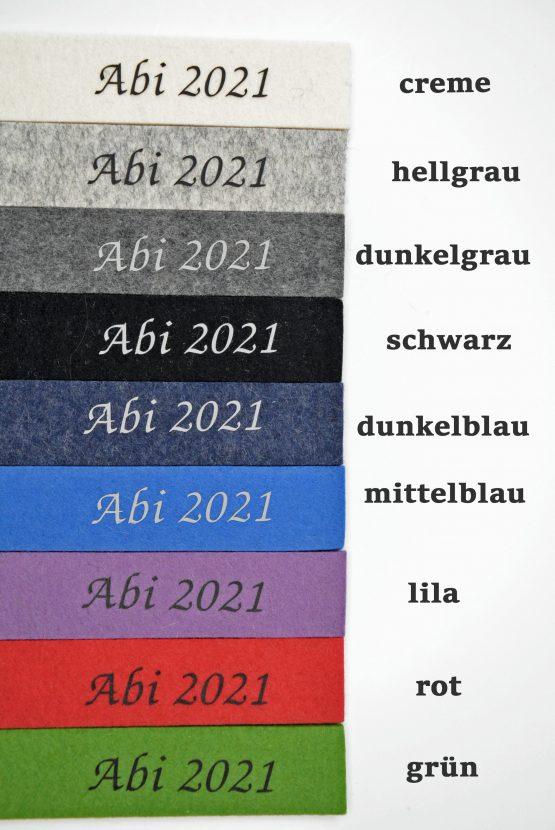 Schlüsselanhänger Abi 2021 4