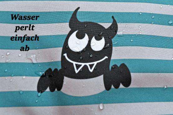 Muff Monster Wasser